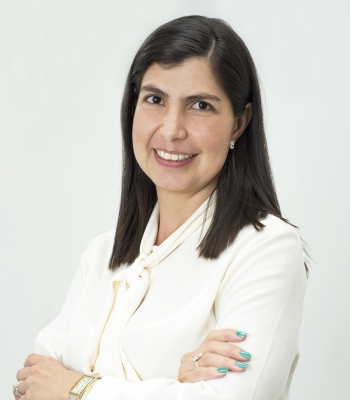 Kathia Aguilar, Advisor for the Department for Climate Change